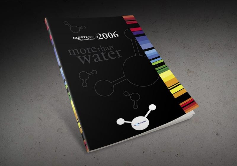 raport roczny aquanet dtp