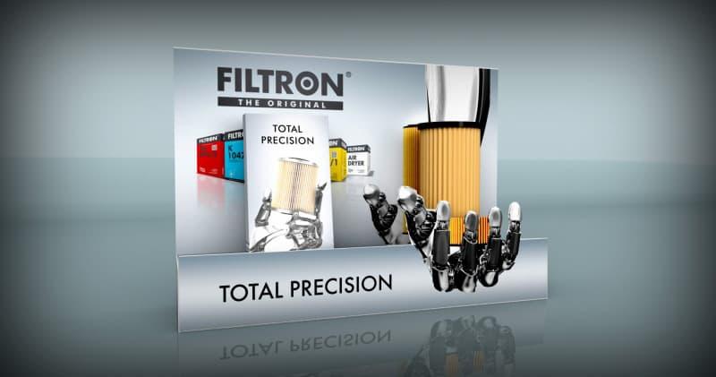 projekt standu filtron