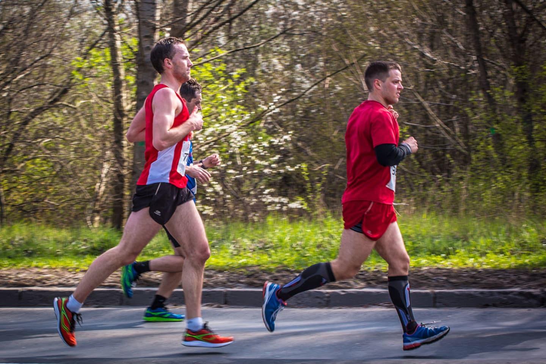 fotografia sportowa - 7 poznański półmaraton