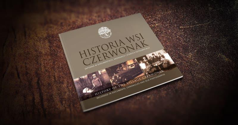 Historia wsi Czerwonak
