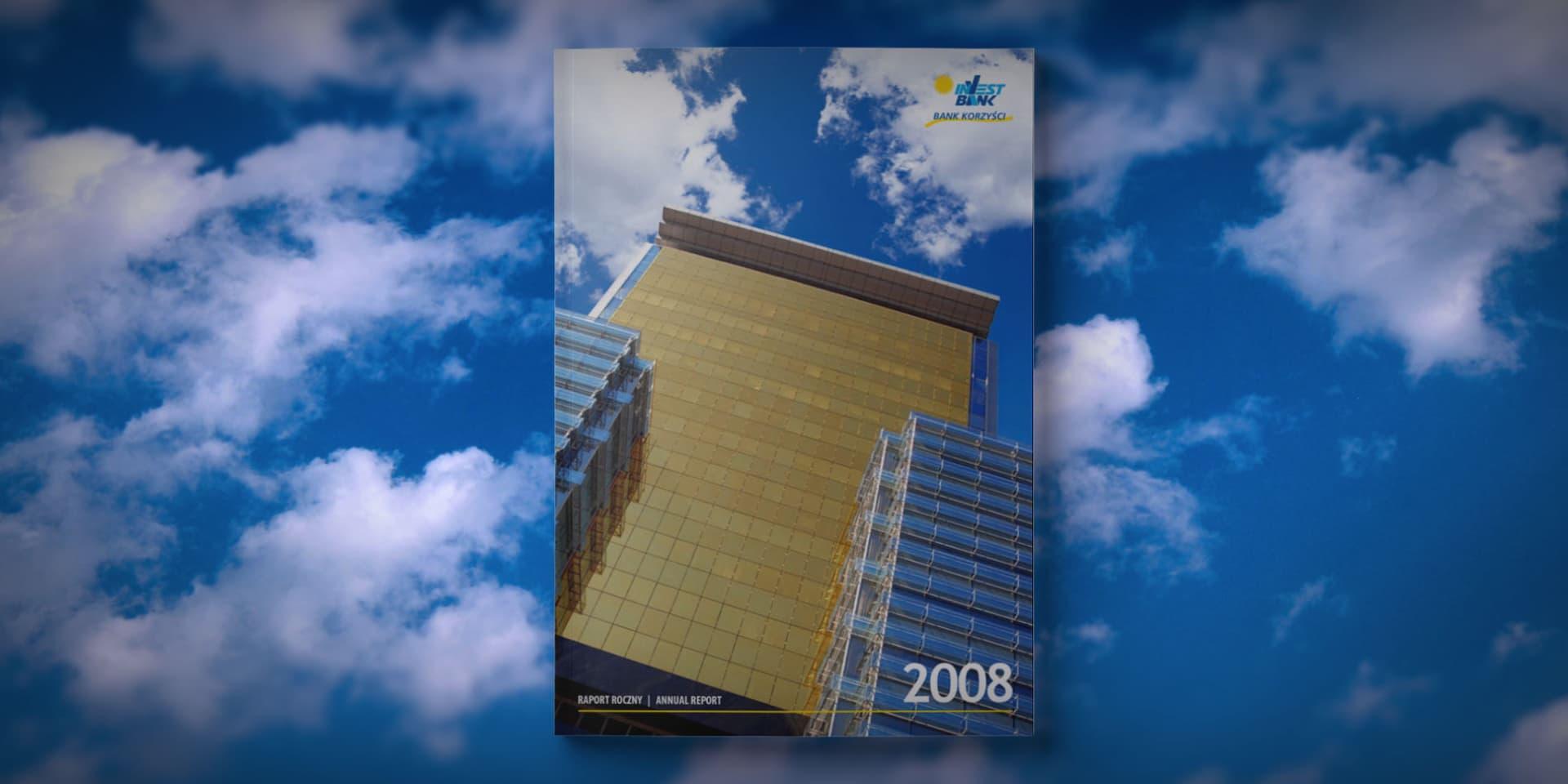 Invest Bank - raport roczny 2008