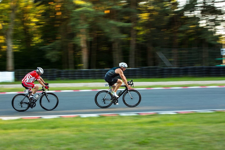 fotografia sportowa - kolarski czwartek