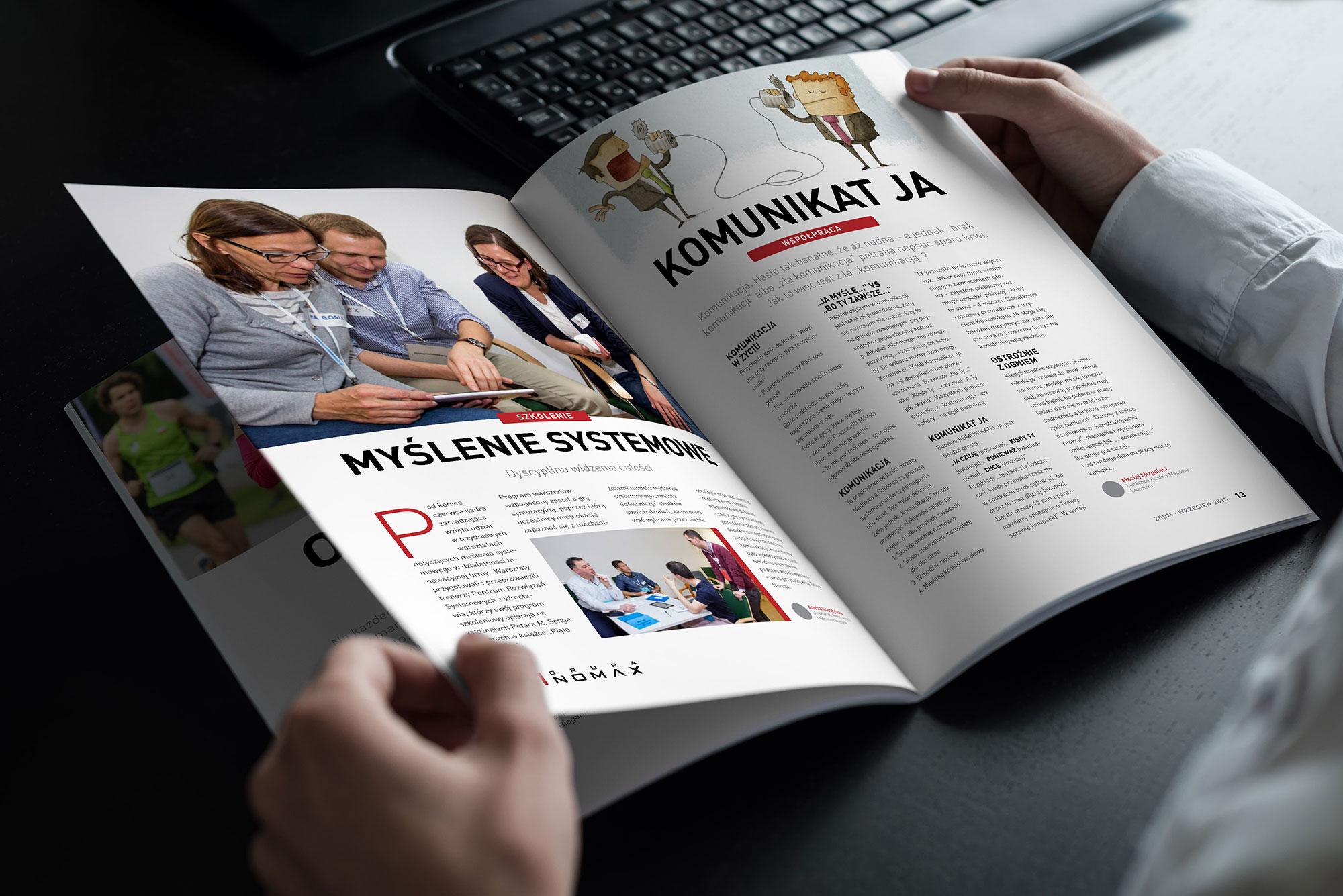 magazynu dla pracowników