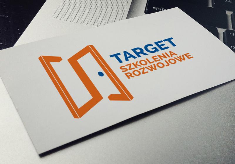 projekt logo target szkolenia rozwojowe
