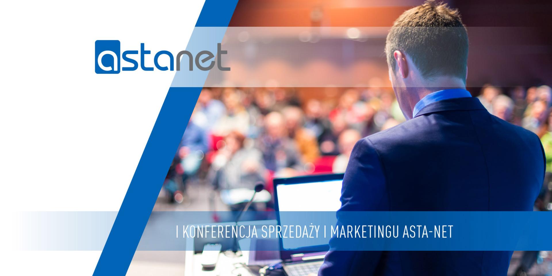 Zaprojektowaliśmy szereg materiałów na I Konferencję Sprzedaży i Marketingu ASTA-NET - spółki Grupy Asta, operatora telewizji kablowej, dostępu do internetu i telefonii stacjonarnej. Rozpoczęliśmy od projektu logo konferencji. Potem powstały zaproszenia oraz identyfikatory wraz z personalizacją dla wszystkich uczestników. Stworzyliśmy też layout i slajdy prezentacji dla panelistów.