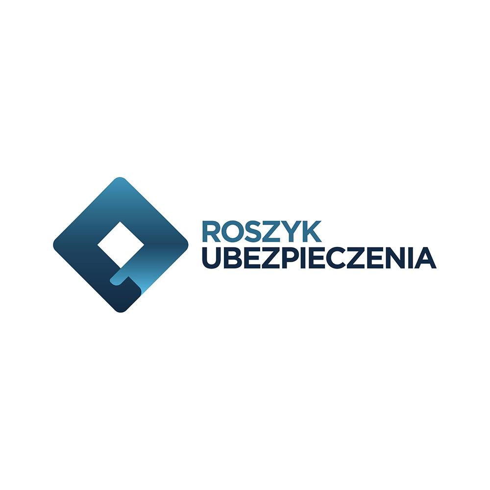 projekt logo dla marki ubezpieczeniowej